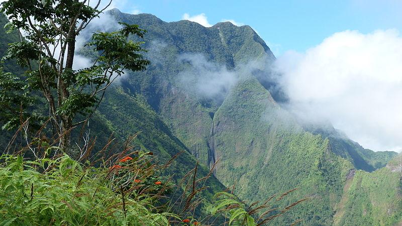Le mont Aorai