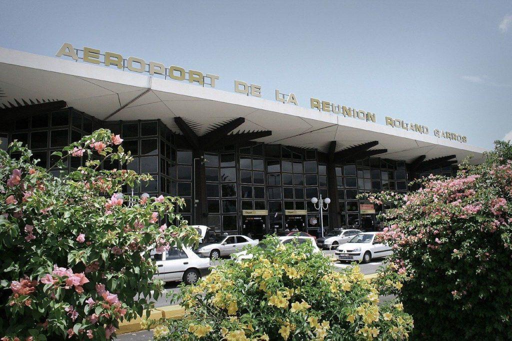 Aéroport Rolland Garros à la Réunion