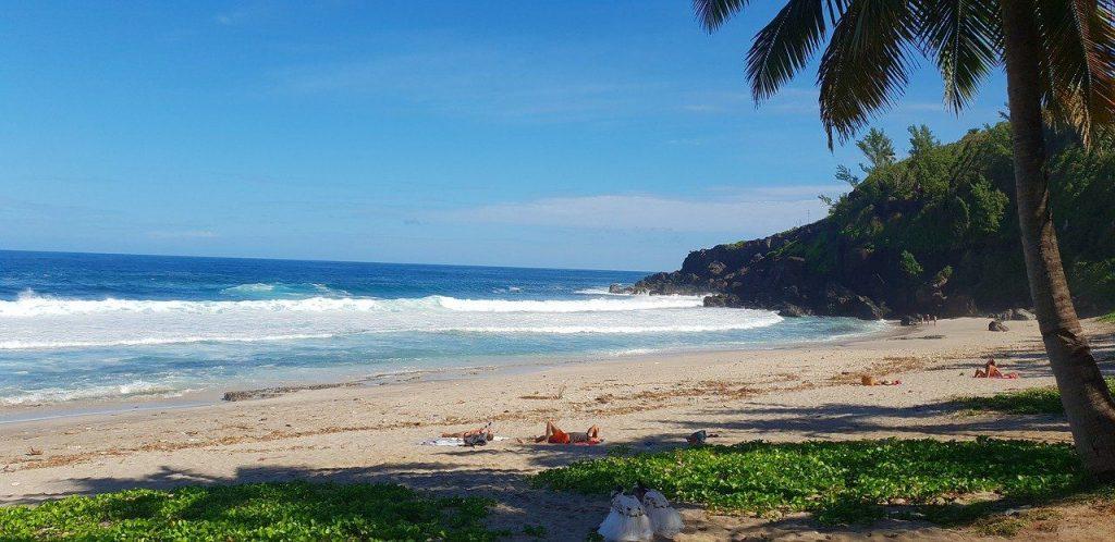 Profiter des plages de la Réunion