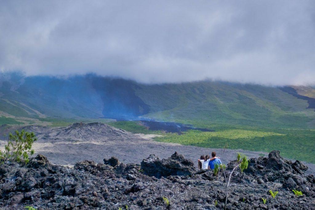 Découvrir le Piton de la Fournaise à la Réunion