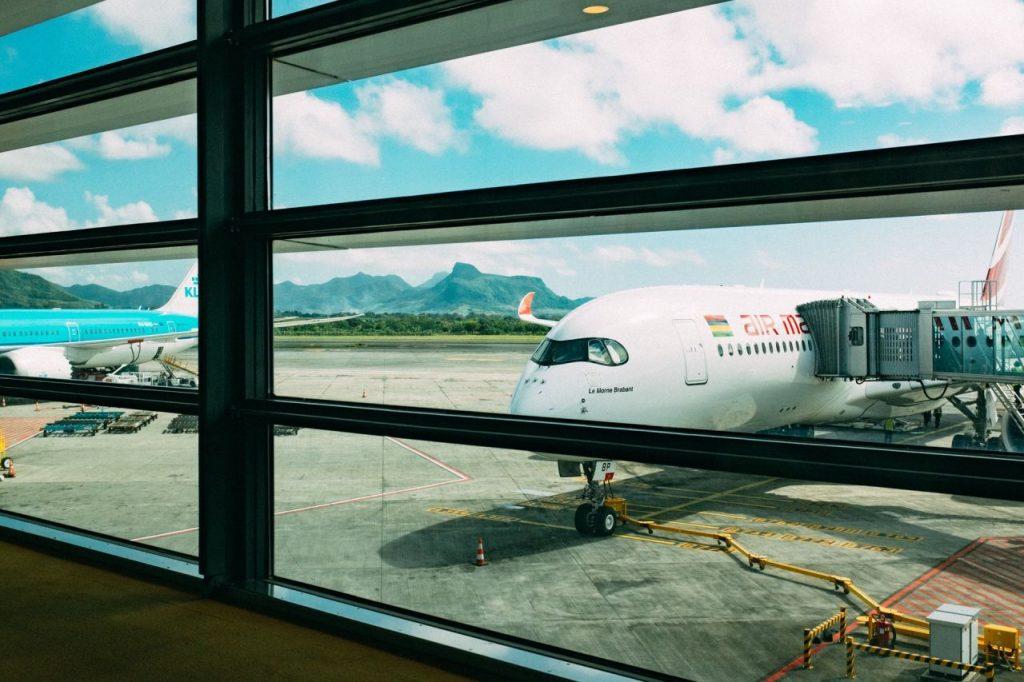 Vol Air Mauritius entre Paris et l'ile Maurice