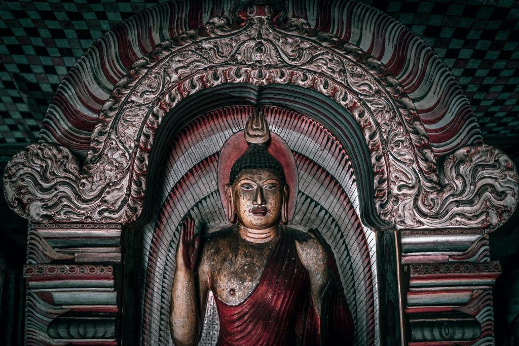 Vestiges historiques Sri Lanka