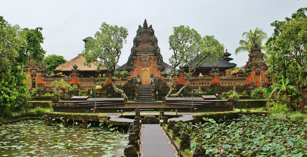 Ubud - Voyage en Indonésie avec les enfants